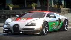 Bugatti Veyron GT R-Tuned L11 для GTA 4