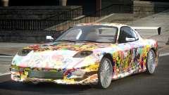 Mazda RX-7 PSI Racing PJ2 для GTA 4