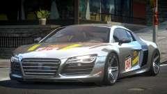 Audi R8 BS TFSI L2 для GTA 4