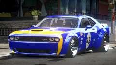 Dodge Challenger BS Drift L2 для GTA 4