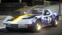 Chevrolet Corvette C3 L8 для GTA 4