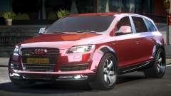 Audi Q7 TFSI для GTA 4