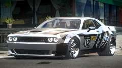 Dodge Challenger BS Drift L9 для GTA 4