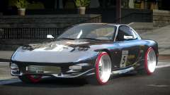 Mazda RX-7 GST L9 для GTA 4