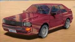 Audi Quattro B2 1991