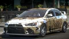 Mitsubishi Evolution X L10 для GTA 4