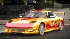 Mazda RX-7 PSI Racing PJ1 для GTA 4