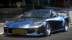 Mazda RX-7 V-Tuning для GTA 4