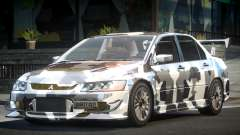 Mitsubishi Evolution VIII GS L10 для GTA 4