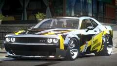 Dodge Challenger BS Drift L4 для GTA 4