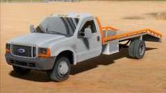 Ford Triton Grua RiderMods для GTA San Andreas