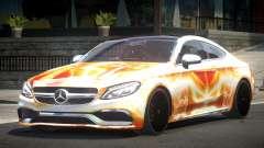Mercedes-AMG C63 S-Tuned L10 для GTA 4
