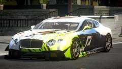 Bentley Continental GT Racing L10 для GTA 4