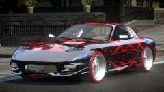 Mazda RX-7 GST L6 для GTA 4