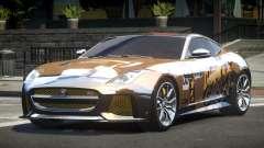 Jaguar F-Type GT L5 для GTA 4