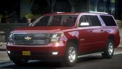 Chevrolet Suburban RT V1.2 для GTA 4