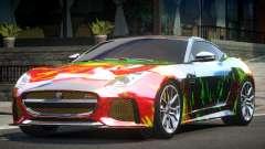 Jaguar F-Type GT L2 для GTA 4