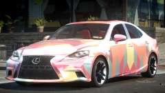 Lexus IS 350 SR L2 для GTA 4