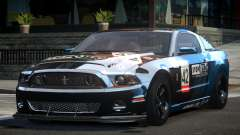 Shelby GT500 BS Racing L4 для GTA 4