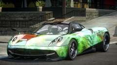 Pagani Huayra GST L8 для GTA 4