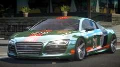 Audi R8 BS TFSI L5 для GTA 4