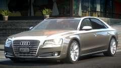 Audi A8 ES V1.0 для GTA 4