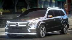 Mercedes-Benz GL63 4MTC для GTA 4