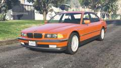 BMW 750i (E38) 199ⴝ для GTA 5