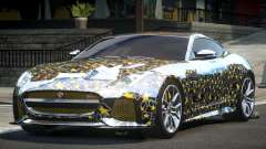Jaguar F-Type GT L6 для GTA 4