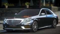 Mercedes-Benz S63 ES V1.1