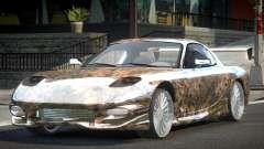 Mazda RX-7 PSI Racing PJ10 для GTA 4