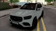 Mercedes-Benz GLS 2020 Grey