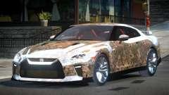 Nissan GTR PSI Drift L5 для GTA 4