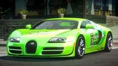 Bugatti Veyron GT R-Tuned L9 для GTA 4