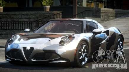 Alfa Romeo 4C L-Tuned L10 для GTA 4