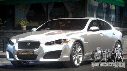 Jaguar XF-R SN для GTA 4