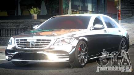 Mercedes-Benz S63 AMG E-Style для GTA 4
