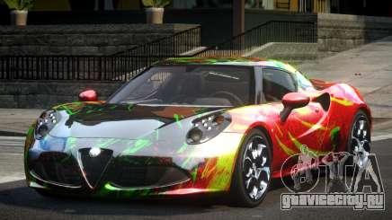 Alfa Romeo 4C L-Tuned L3 для GTA 4