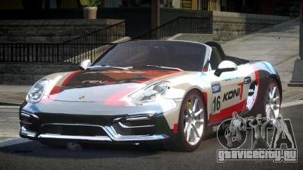 2012 Porsche 981 L3 для GTA 4