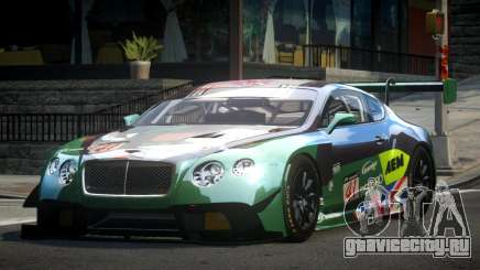 Bentley Continental GT Racing L2 для GTA 4