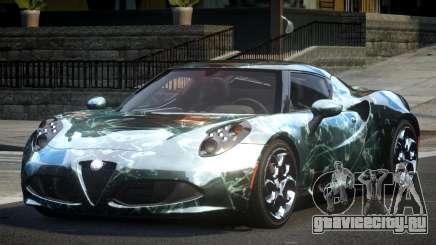 Alfa Romeo 4C L-Tuned L4 для GTA 4