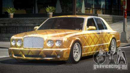 Bentley Arnage L2 для GTA 4