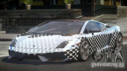 Lamborghini Gallardo LP570 BS L4 для GTA 4