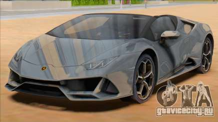 2020 Lamborghini Huracan EVO Spyder для GTA San Andreas