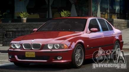 1999 BMW M5 E39 для GTA 4