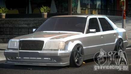 Mercedes-Benz W124 ES для GTA 4
