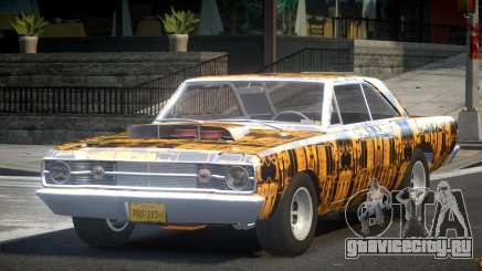 Dodge Dart R-Tuning L6 для GTA 4