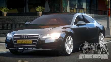 2014 Audi A7 ES для GTA 4