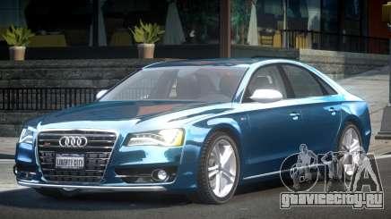 Audi S8 ES для GTA 4