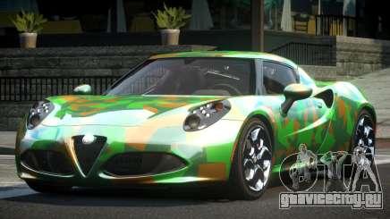 Alfa Romeo 4C L-Tuned L6 для GTA 4